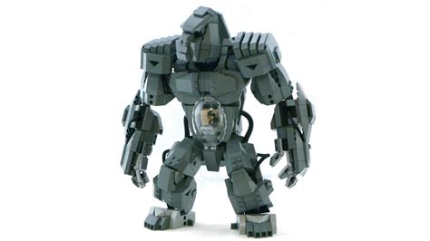 lego gorilla mecha is yet another awesome reason for an official lego mecha line gizmodo australia