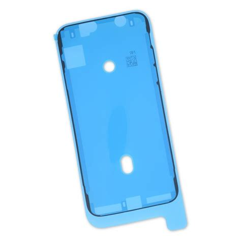 iphone xr display assembly adhesive ifixit
