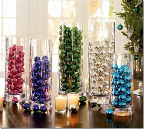 Tall Clear Vases Wholesale 50 Ideias Criativas Para Decorar A Casa No Natal A M 227 E