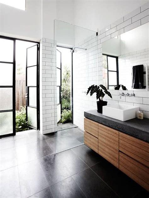 black slate bathroom tile ideas  pictures
