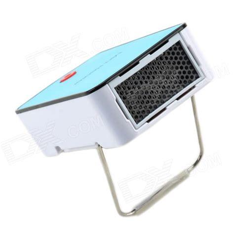 smart fan mini stove fan wy 01126 mini fan heater blue 220v 2 flat pin plug