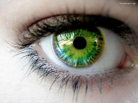 do green change color changing eye color