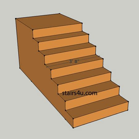 staircase width clear stair width building and safety codes