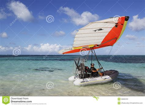 flying boat punta cana flying boat in punta cana dominican republic editorial