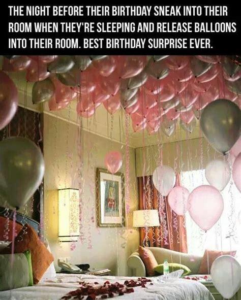 best 25 birthday balloon surprise ideas on pinterest