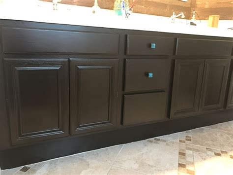diy gel stain kitchen cabinets how to paint cabinets with gel stain diy perfectly