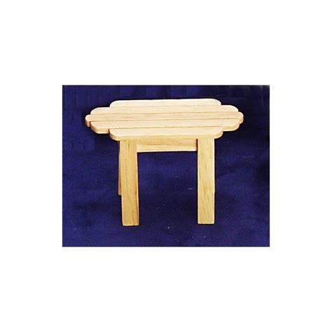 dollhouse table adirondack table oak dollhouse picnic outdoor tables