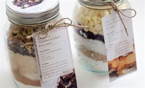 Jar Gifts Recipes - 22 adorable diy chistmas gifts in a jar better living