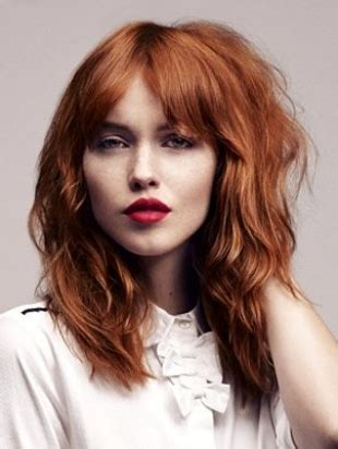 gypsy hair cuts for thin hair pictures gypsy shag haircut the perfect layered haircut for thick