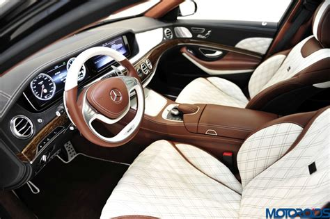 maybach 6 interior this mercedes maybach by brabus puts out enough oomph to