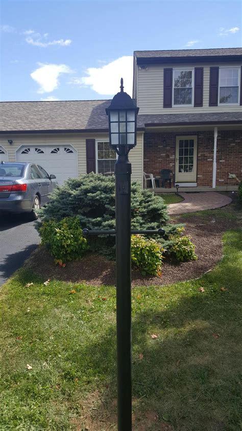 outdoor lamp posts  benefits
