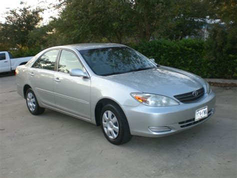 2004 Toyota Le 2004 Toyota Camry Pictures Cargurus