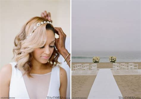 Vow Renewal Wedding Hairstyles by Mowry And Hardrict Wedding Vow Renewal Wedding