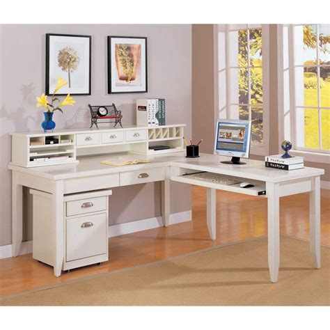 l shaped writing desk kathy ireland home by martin tribeca loft l shaped writing