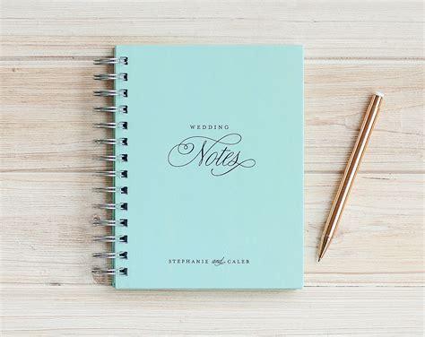 Wedding Journal Book by Innovative Personalized Wedding Planner Wedding Planner