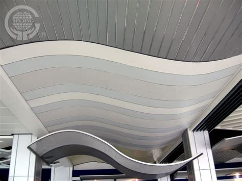 Decke Material by Aluminum Suspend Ceiling Panel Decorative False Ceiling