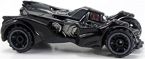 Batman: Arkham Knight Batmobile   63mm   2015   Hot Wheels