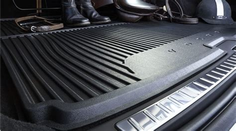 xc accessories cargo mat tray plasticrubber mat  cargo area xc