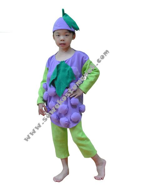 Sewa Kostum Costume Import kostum buah anggur kostum buah buahan sewa kostum buah