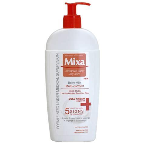 best lotion for sensitive skin mixa multi comfort refreshing lotion for sensitive