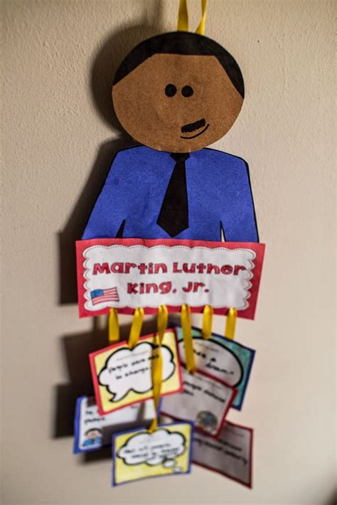 biography in a bag ideas this is a fun project for martin luther king jr day a