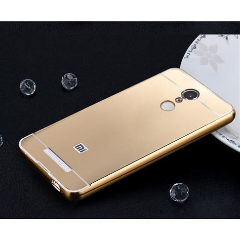 Aluminium Bumper With Pc Back Cover For Xiaomi Mi Max Golden 44sfbn 2 aluminium bumper with pc back cover for xiaomi redmi note 3 note 3 pro kenzo golden