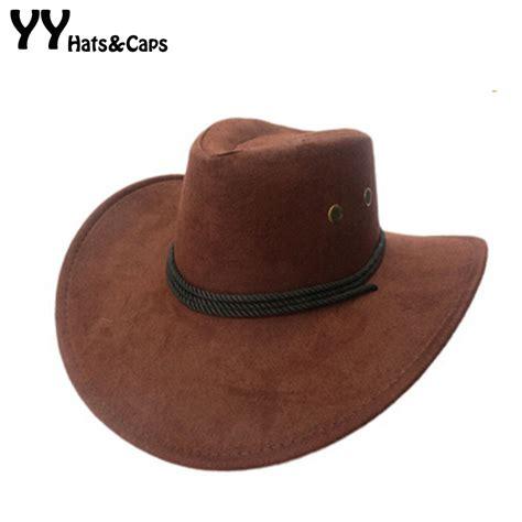 fashion western cowboy hats wholesale womens mens tourist