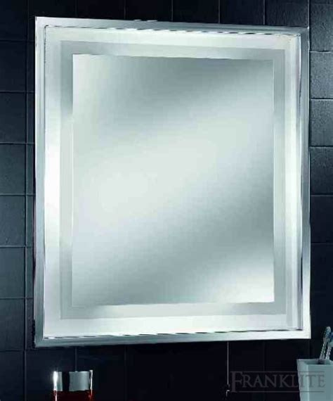 illuminated mirrors for bathrooms illuminated bathroom mirrors