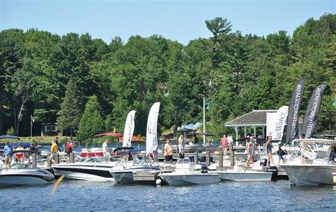 rib boat ontario top summer trio muskoka s boat and cottage show and