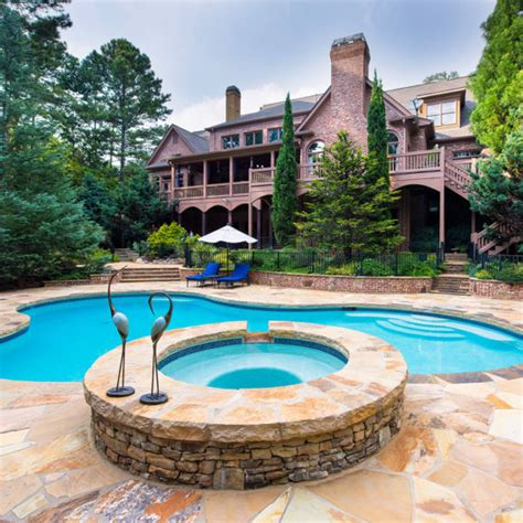 pool companies in atlanta atlanta custom pool builder us islands pool builder