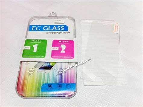 Cameron Anti Gores Tempered Glass Iphone 6 Clear tempered glass iphone 6 clear ec glass jogjacomcell co id