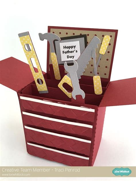 Tool Box Card Template by 1118 Best Handmade Pop Up Cards Images On