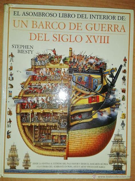 un barco de guerra del siglo xviii asombroso libro barco de guerra siglo xviii nav comprar