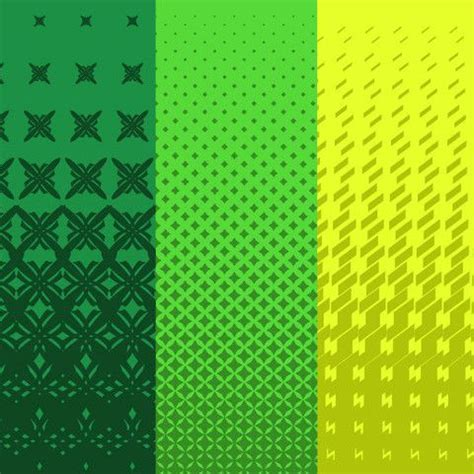 heart gradient pattern gradients 01 green products and patterns
