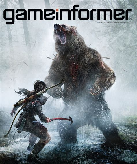 www gameinformer com game informer 263 rise of the tomb raider