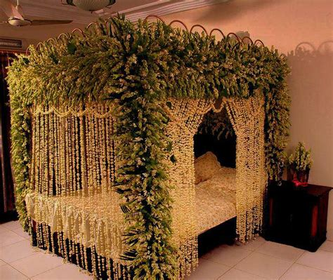 indian wedding bedroom decoration romantic wedding room decoration ideas 2017 fashion2days