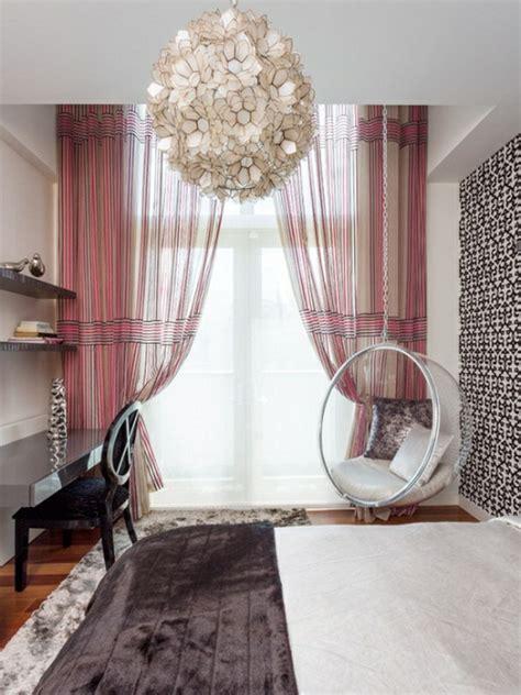 vorhänge schlafzimmer ideen kinderzimmer wand streichen ideen