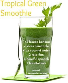 Calories Tropical Smoothie Detox by 1000 Images About Recipes On Detox Meals