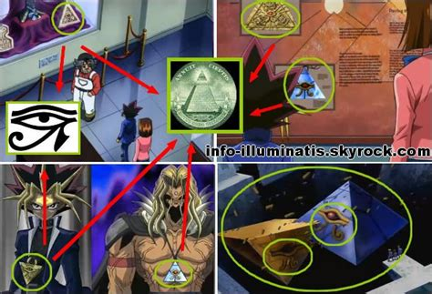 yu gi oh illuminati yu gi oh occult symbolism 2 anti illuminati