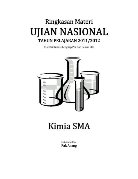 ringkasan materi dan rumus lengkap kimia sma 2012