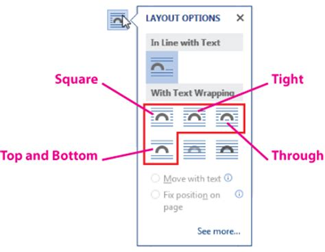 layout options in word 2013 picture layout options in word 171 wamblog