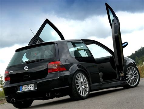 Lamborghini Style Doors Lsd Lambo Style Doors For Vw Golf Gti Mkiv 4 Door