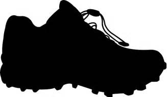 running shoe silhouette running shoe silhouette free vector silhouettes