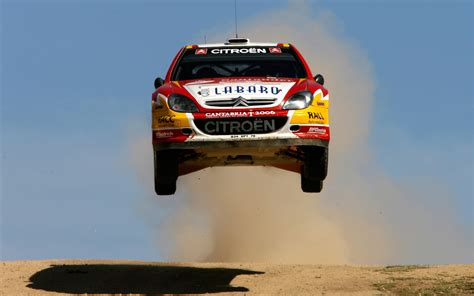 Rally Car Jump Wallpaper by Citro 235 N Hd Wallpaper And Background Image 1920x1200