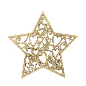 glitter decorations gold glitter wooden or decoration by