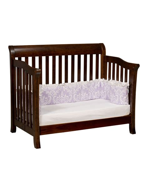 Berkley Conversion Crib Amish Direct Furniture Bed Converter