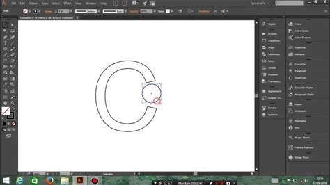 membuat logo adobe illustrator tutorial membuat logo carrefour di adobe illustrator youtube