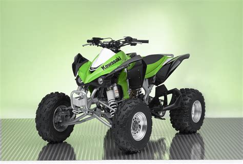 Atv Kawasaki Kfx450r Race kawasaki introduces the newest race ready atv the