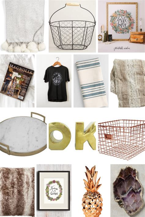 33 gift ideas for the home decor enthusiast happymeetshome