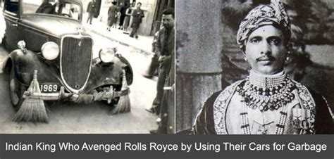 roll royce bahawalpur indian king who bought rolls royce cars and used them for
